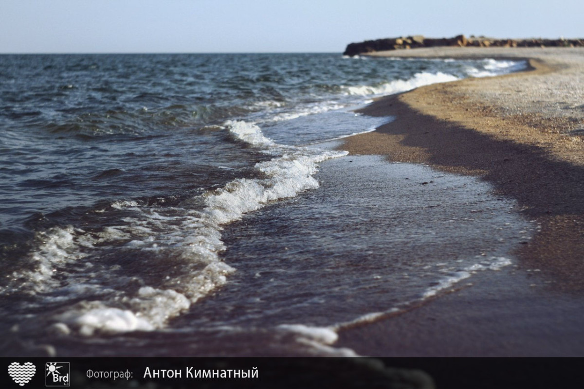The Azov Sea Coast
