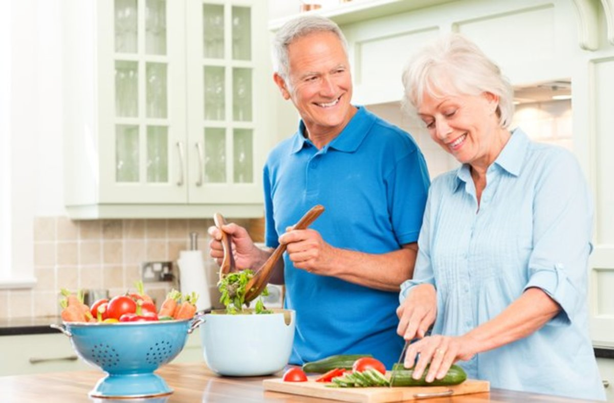 Nutrition for Old Age People
