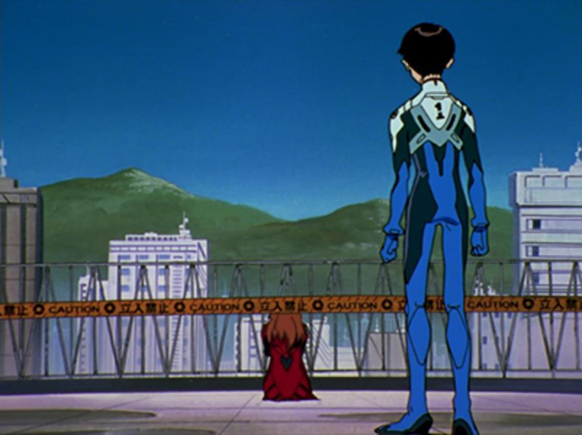 Episode 22 scene.