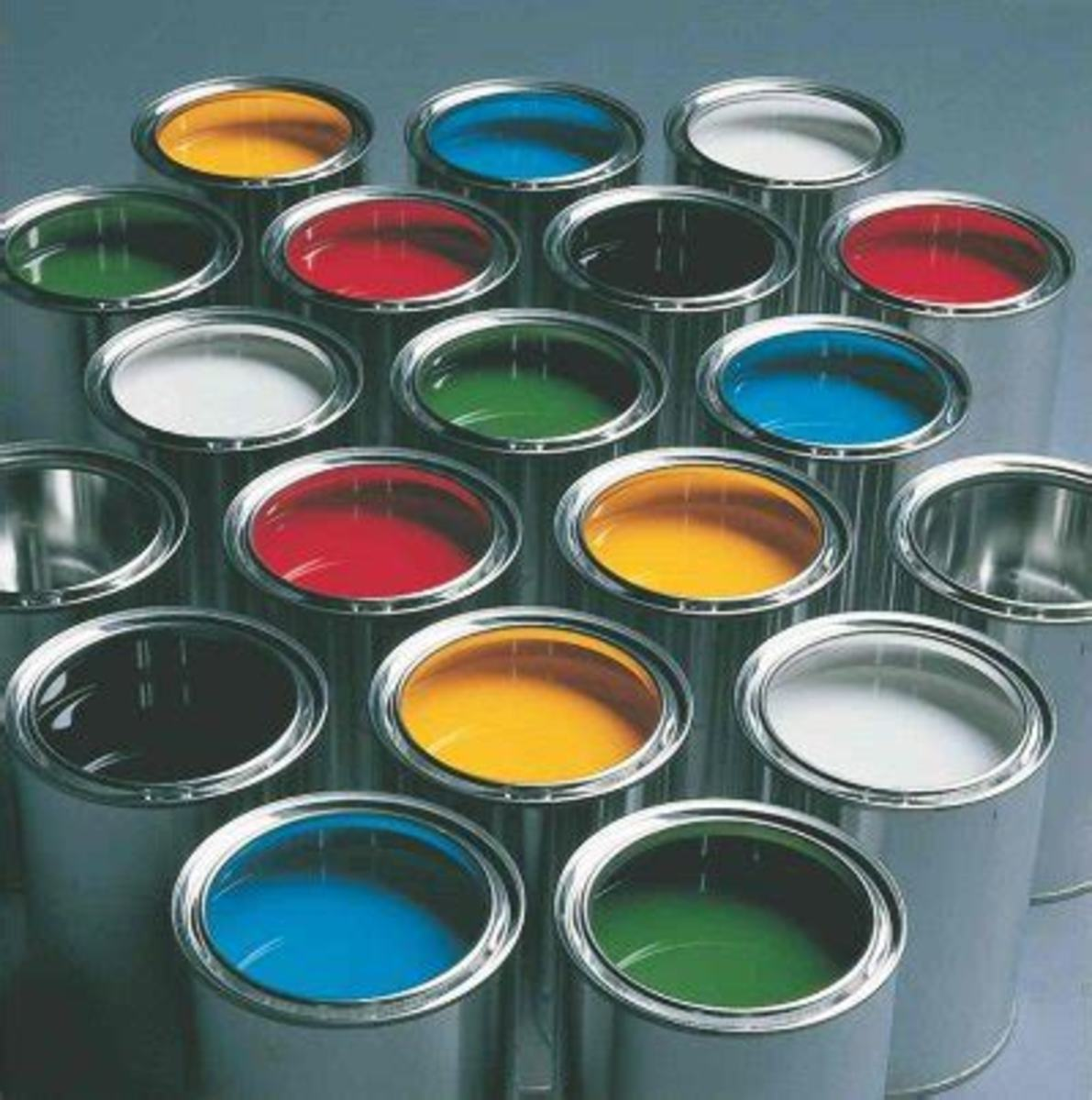 Paints and coatings as one application of Chemistry