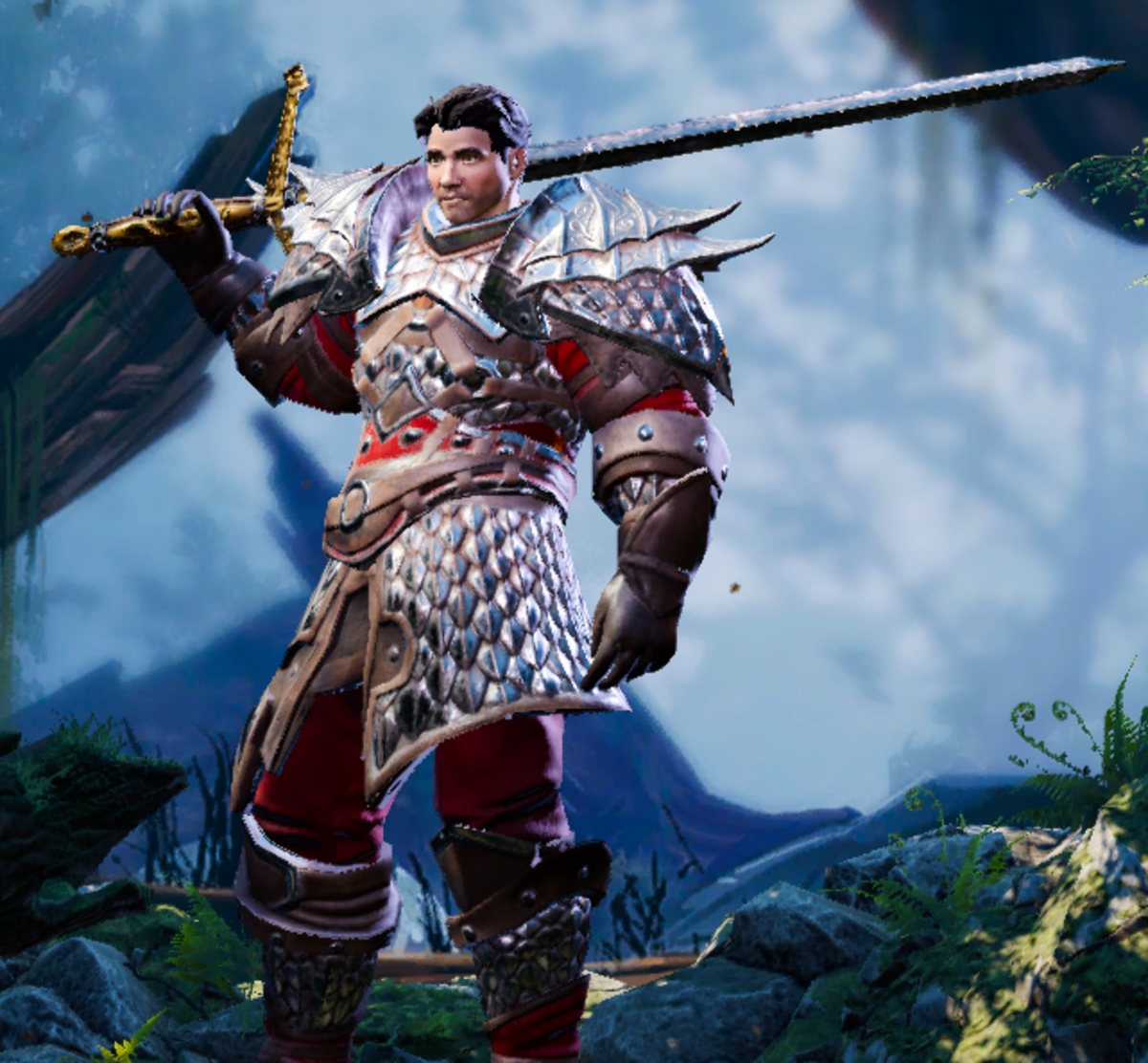 Divinity Original Sin 2: My first Human Paladin build guide
