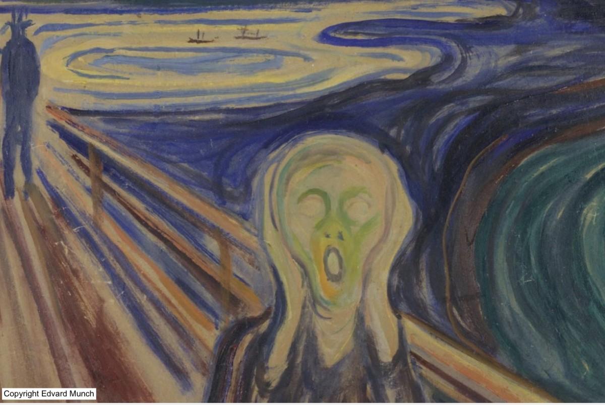 Silent Scream - Edward Munich