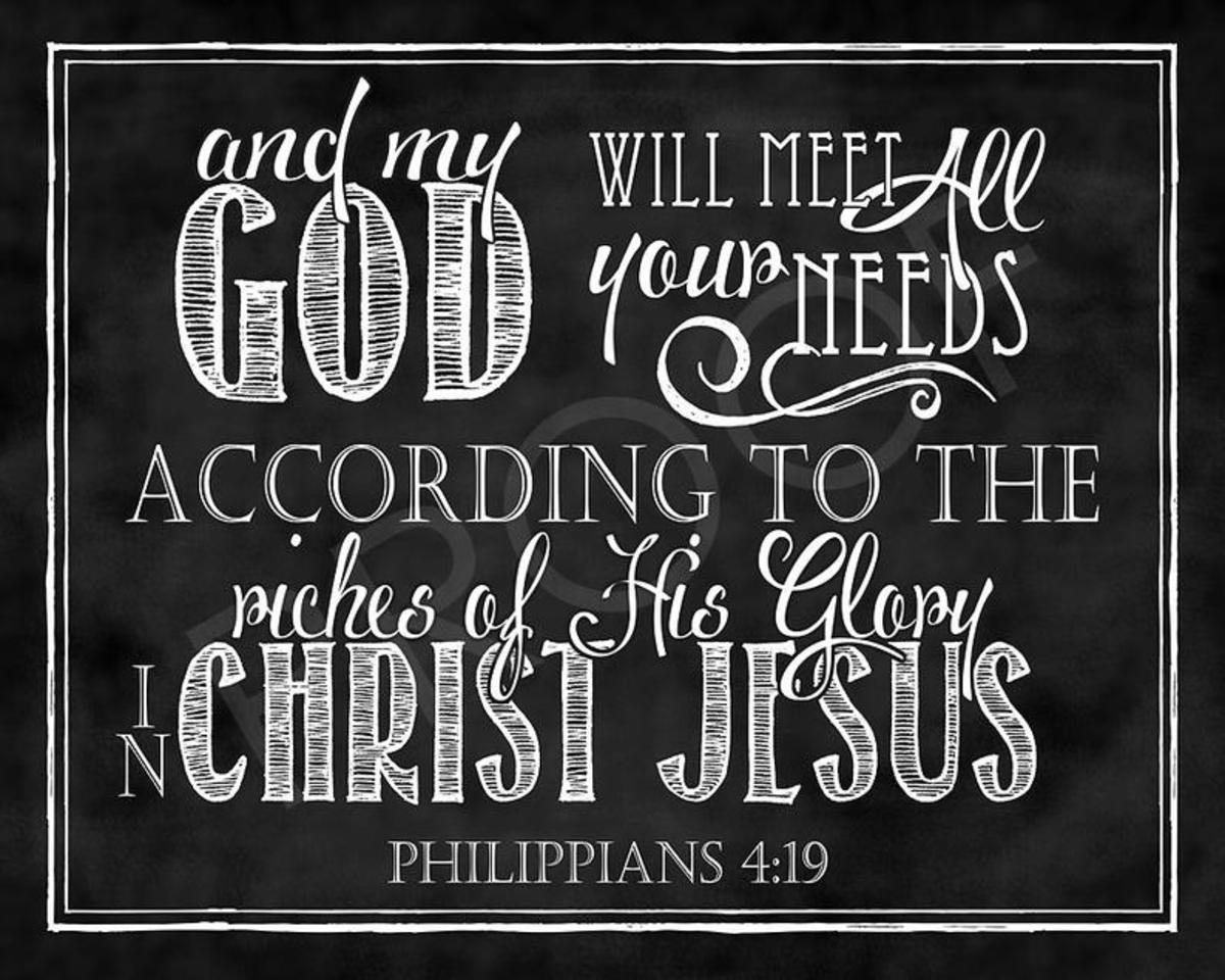 philippians-419-is-misquoted-and-misinterpreted-my-god-shall-supply-all-my-needs