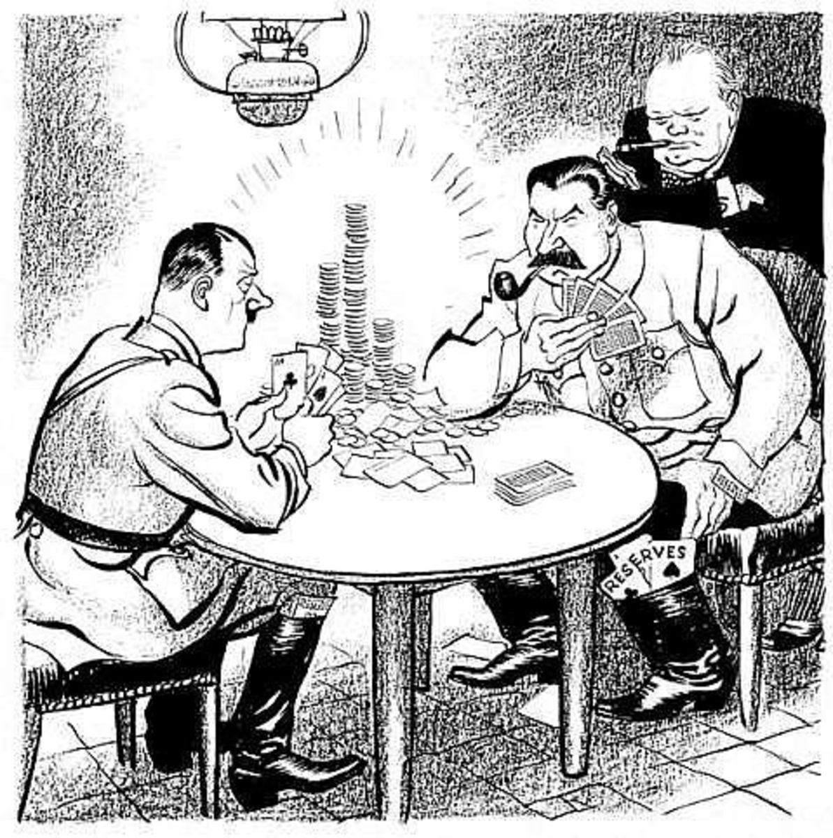 Hitler and Stalin Two Fanatical and Ideological Opposed Leaders and Their Psychology