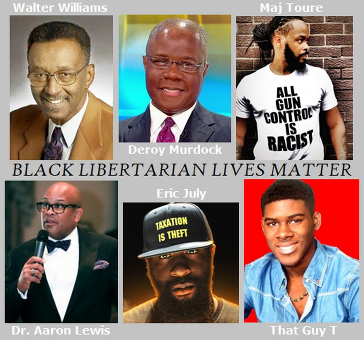 Woke? Black Libertarians Speak for Themselves