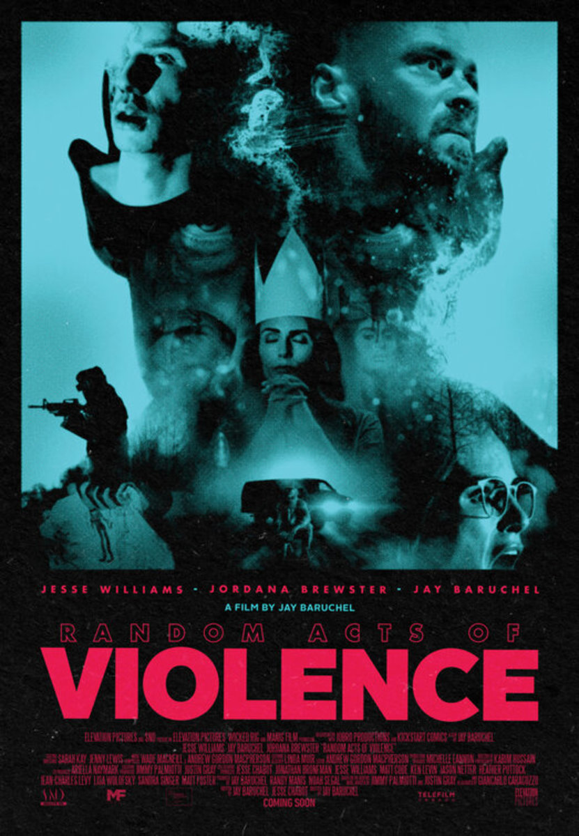 Random Acts of Violence (2019) Review