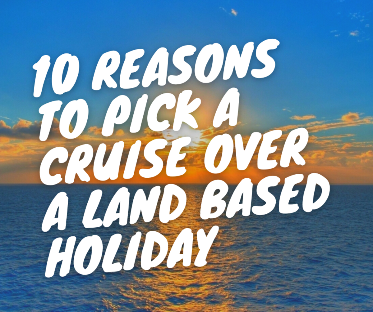 10 Reasons to Pick a Cruise over a Land Holiday