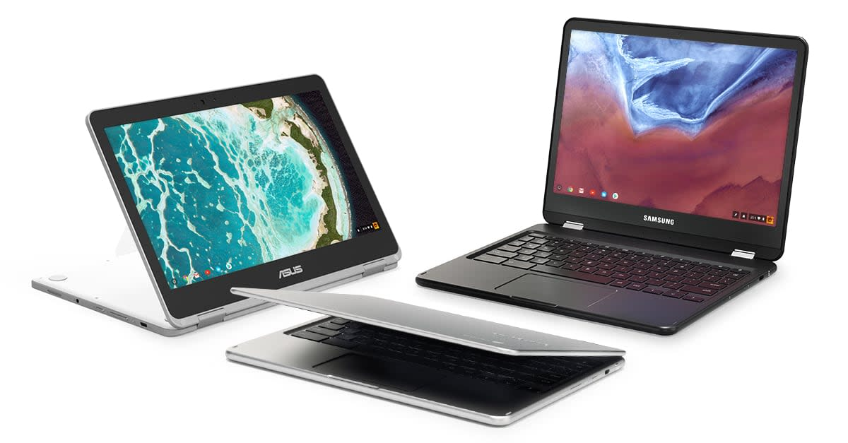 New Perks Are Available For Google Chromebook Owners