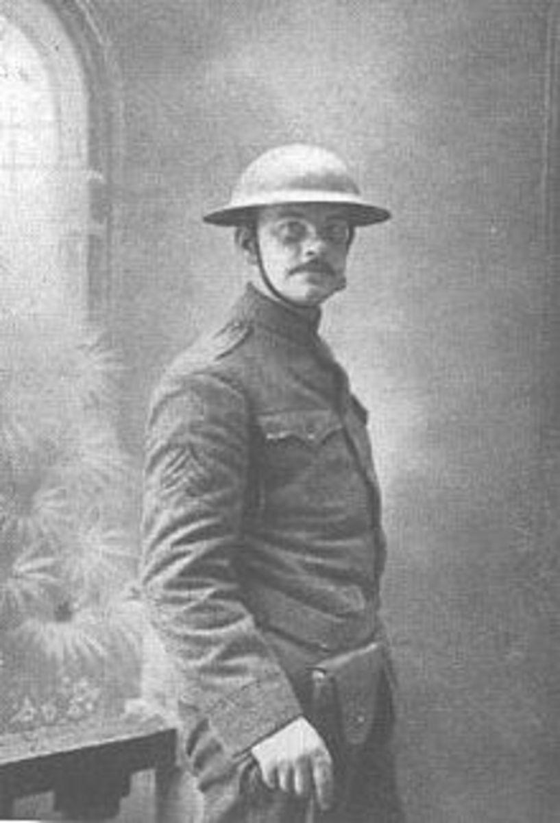 Sargent Joyce Kilmer.