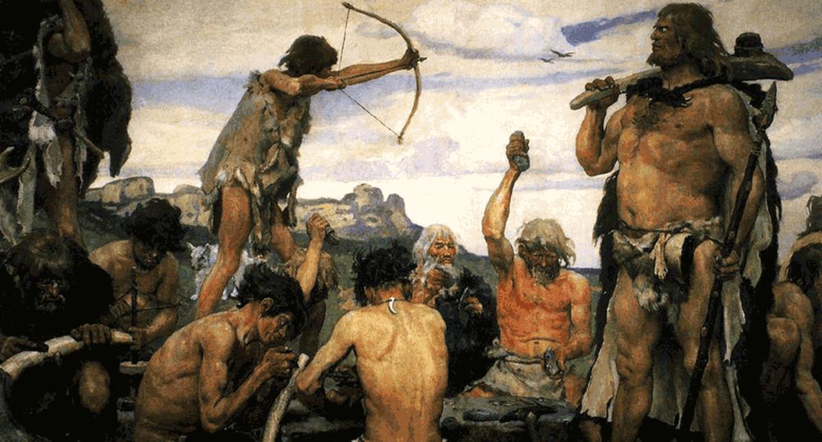 First People, Newgrange