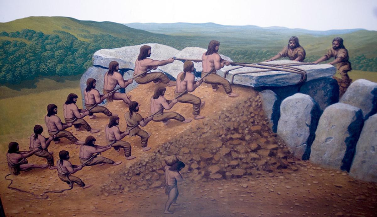 The Builders of Newgrange