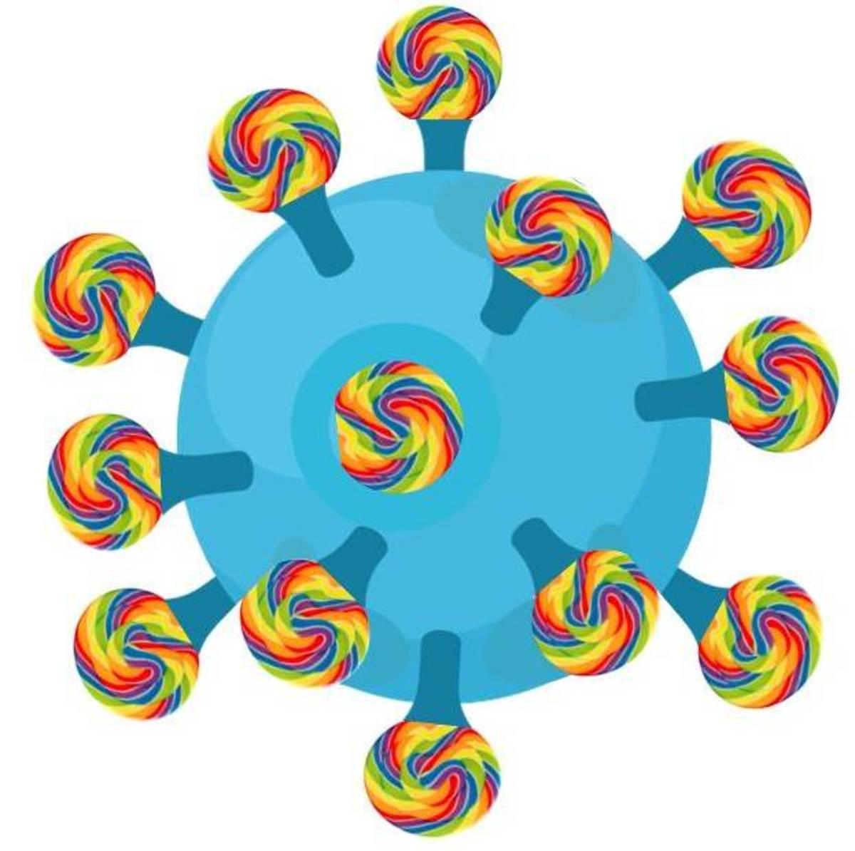 Viruses' Sugar Coating—Not So Sweet