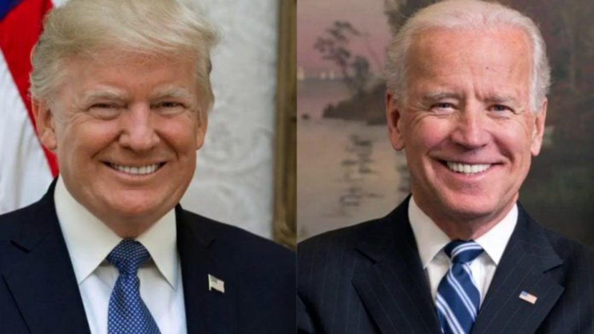 They both have very nice smiles.