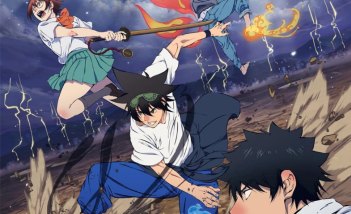 10 Anime Like The God of High School