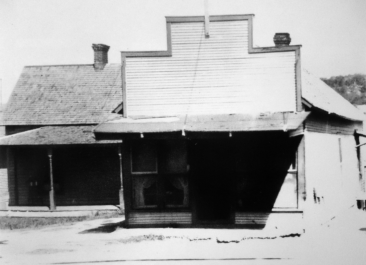 Welch's Store, late 1800s