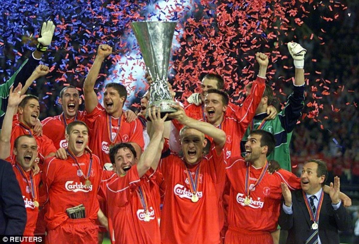 UEFA Cup Champions!