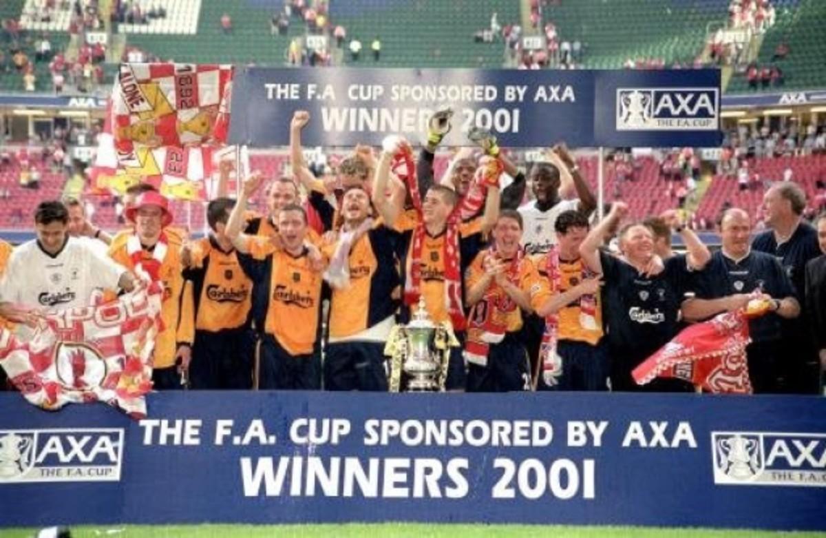 FA Cup Champions!