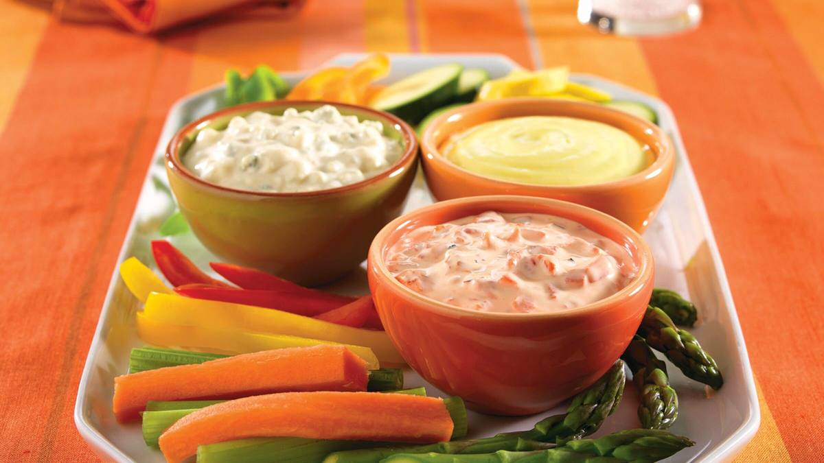 10 Indianised Homemade Dips