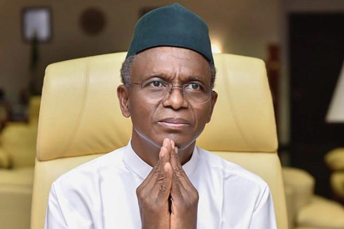Nasir Ahmad el-Rufai is the Governor of Kaduna State in northwest Nigeria