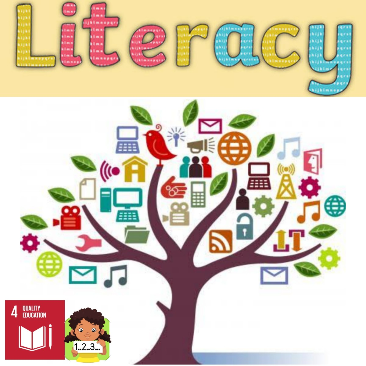 Literacy: A Bridge From Misery to Hope