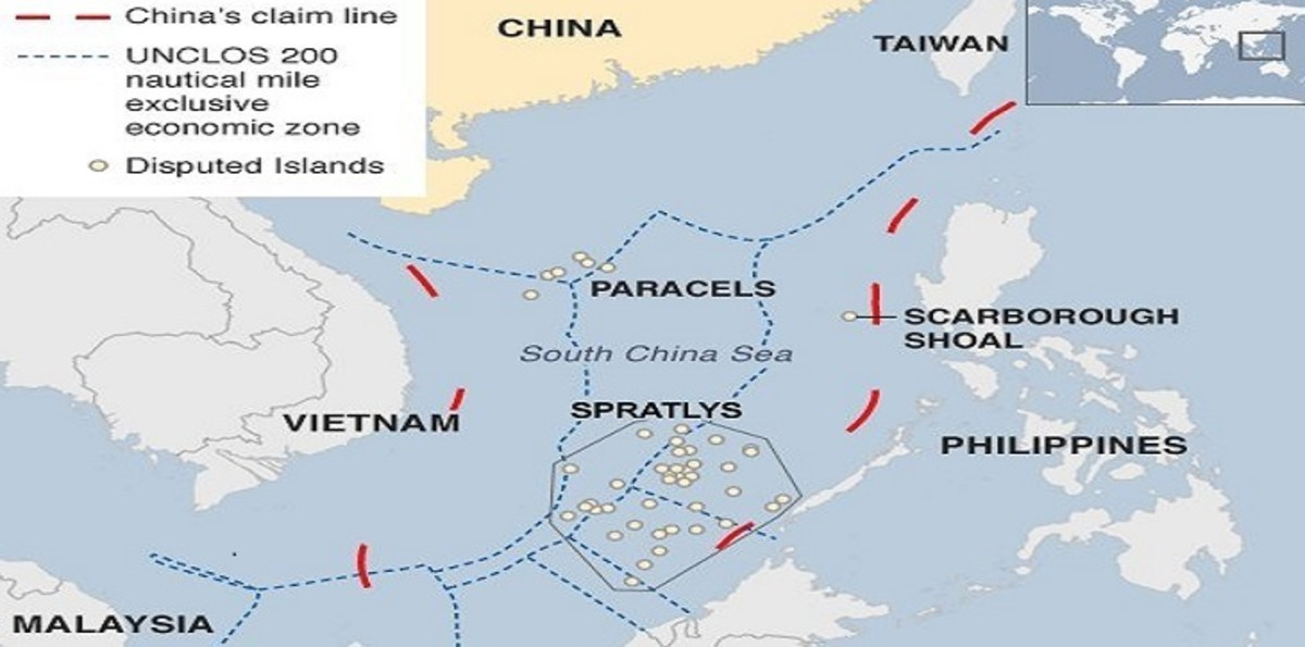 South China Sea: The Next Possible Flashpoint of Conflict