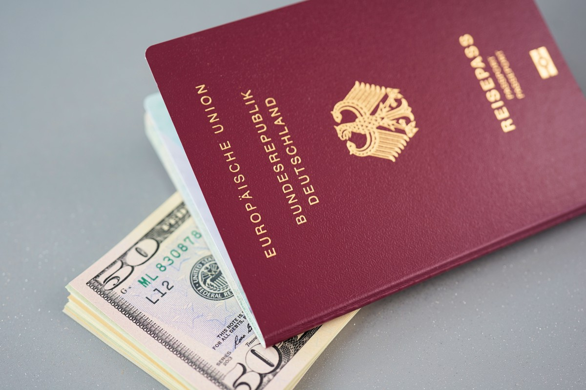 Passport identity- it can be used as a proof of citizenship