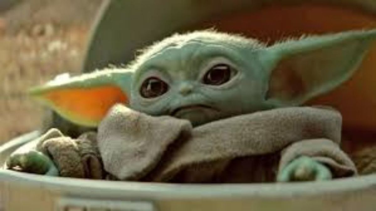 If You Thought Baby Yoda Was Just A Character Think Again