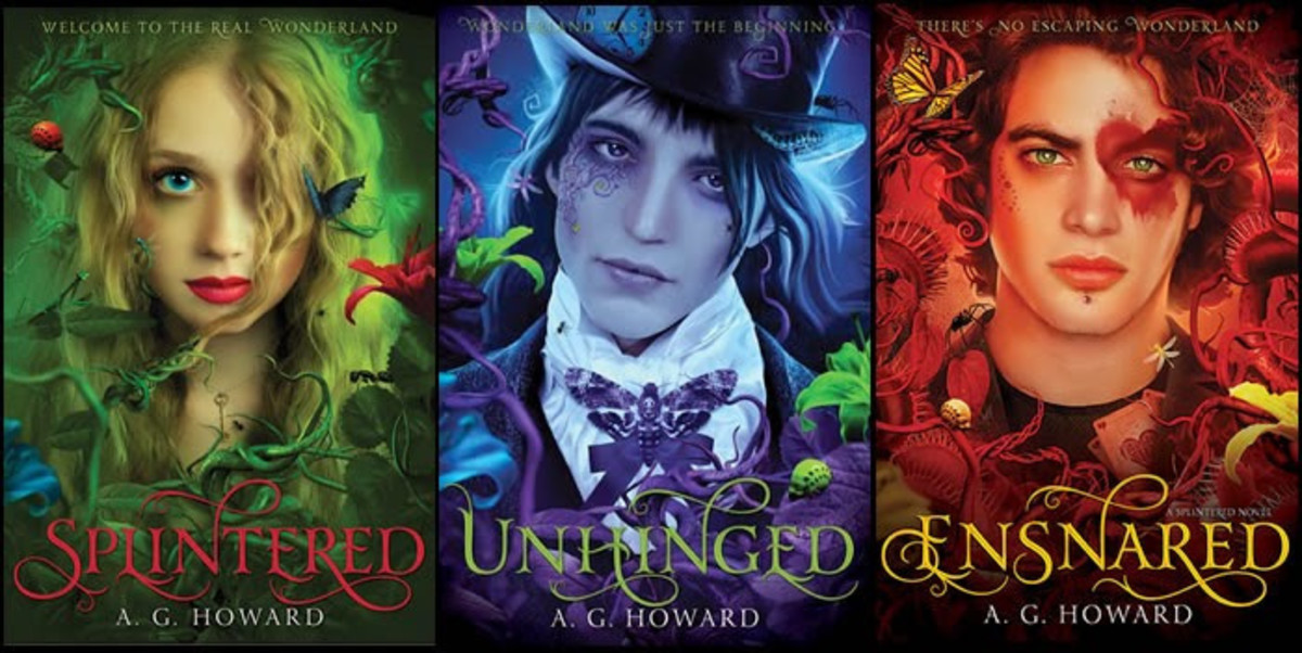 5 Alice In Wonderland Book Retelling Recommendations