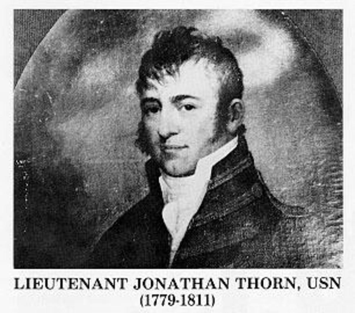 Captain Jonathan Thorn