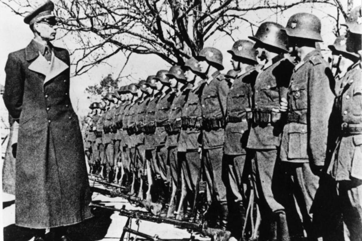 Russian Liberation Army: World War II