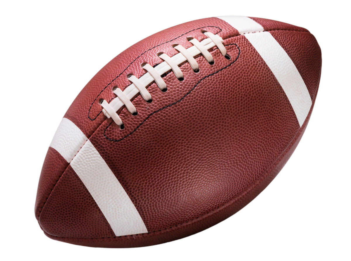 A simple football - play catch?