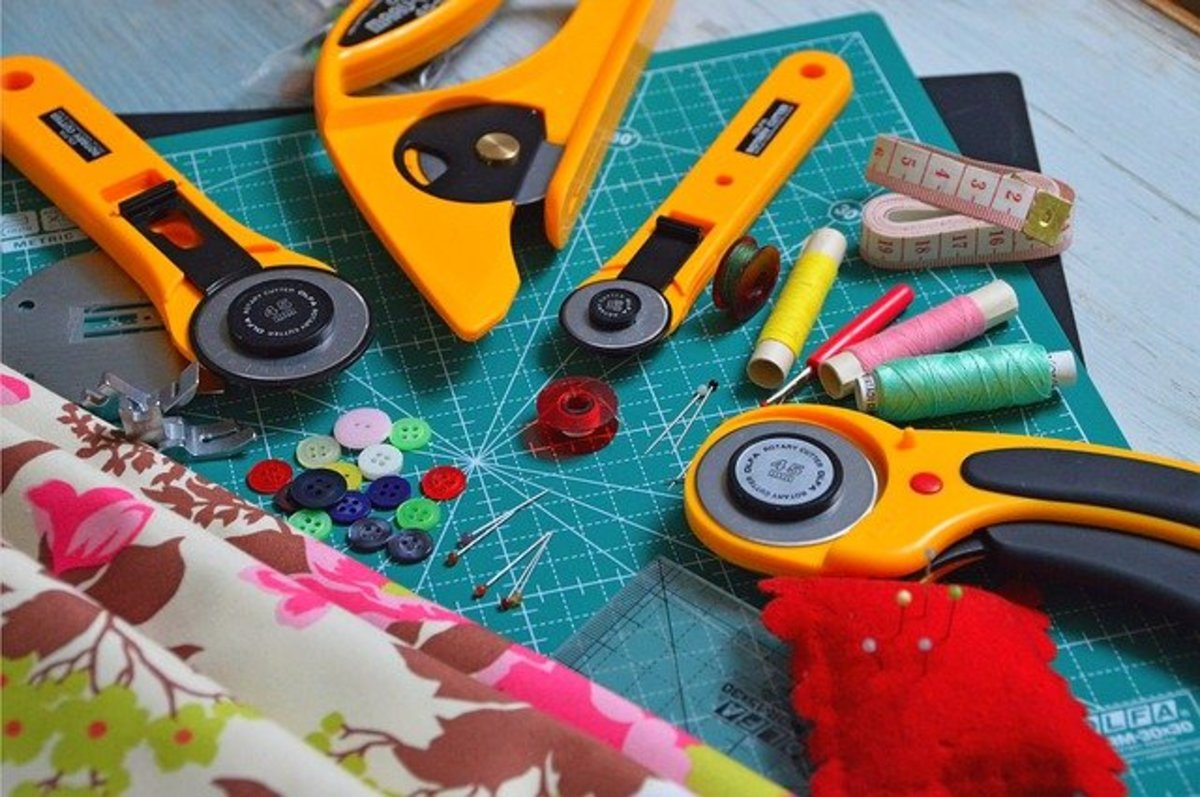 11 Must-Have Tools For Quilting