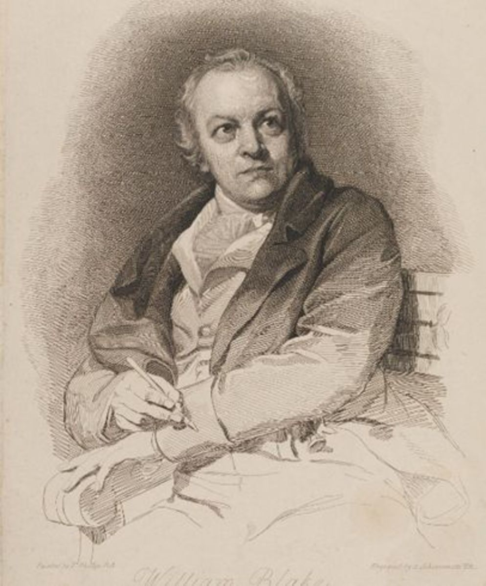 William Blake – a Visionary Poet and Artist