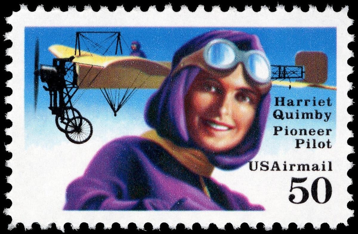 The U.S. Postal .50 airmail Stamp