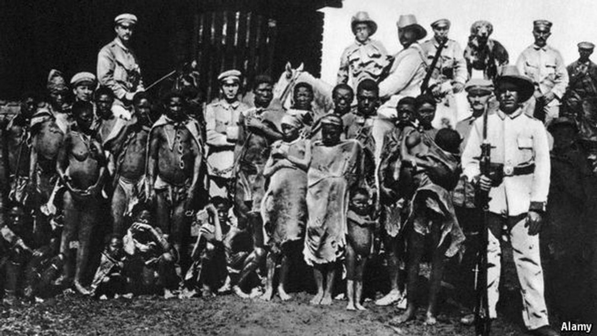 murdering-black-people-in-the-name-of-charles-darwin-a-shameful-history-of-the-west