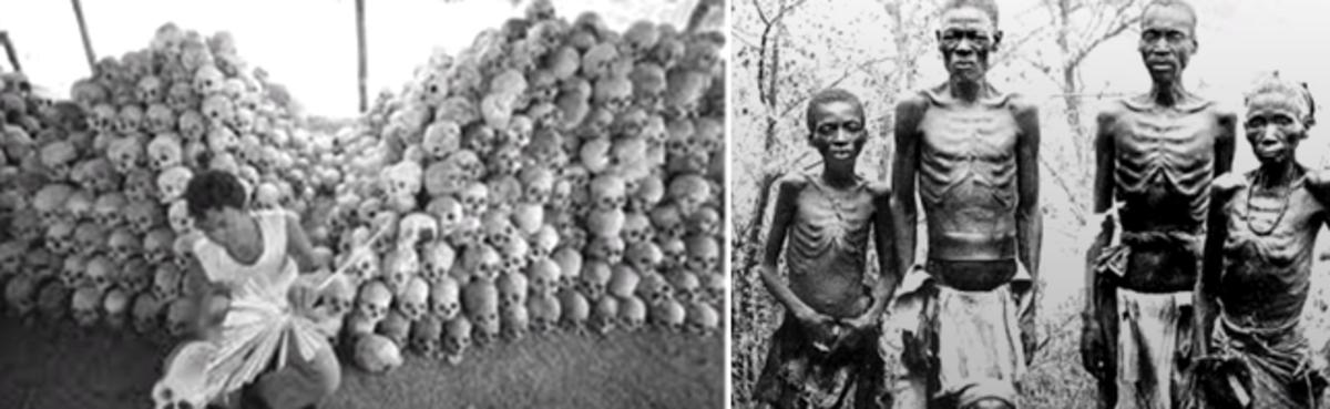 Murdering Black People in the Name of Charles Darwin