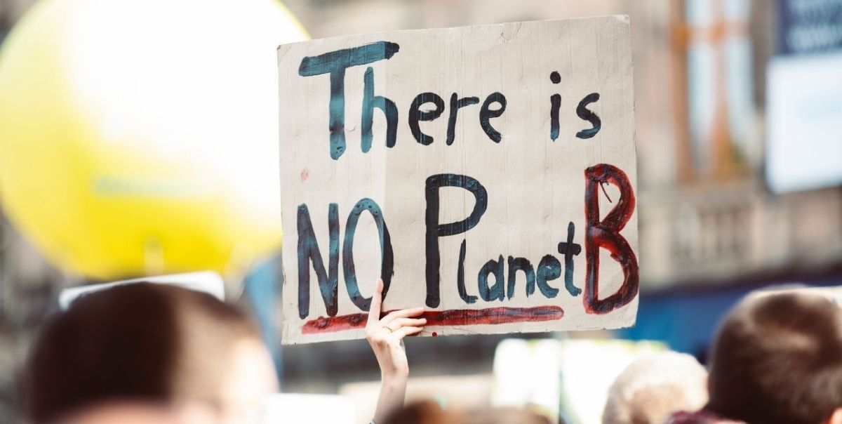 There's No Home But Earth, So Protect It!
