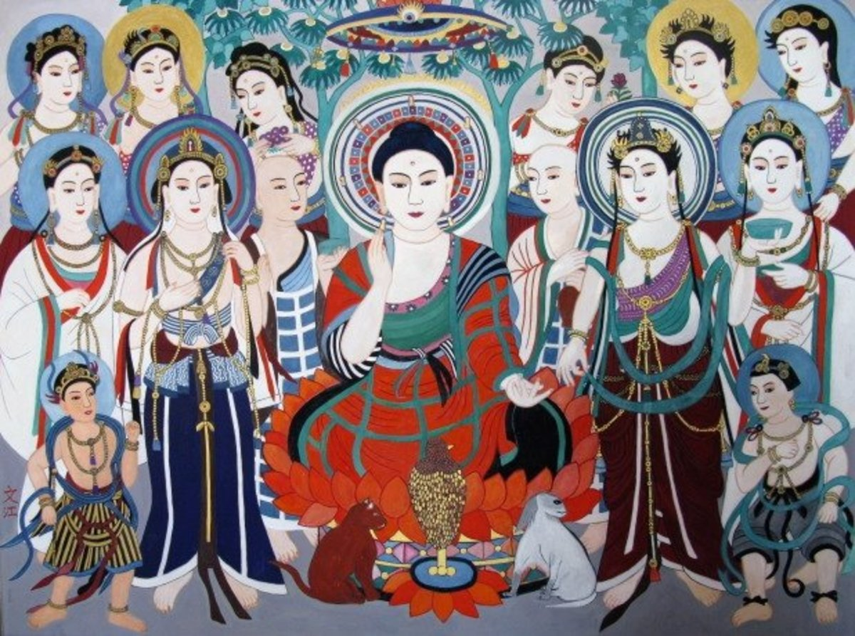 The Importance of Shintoism and Buddhism in Japan
