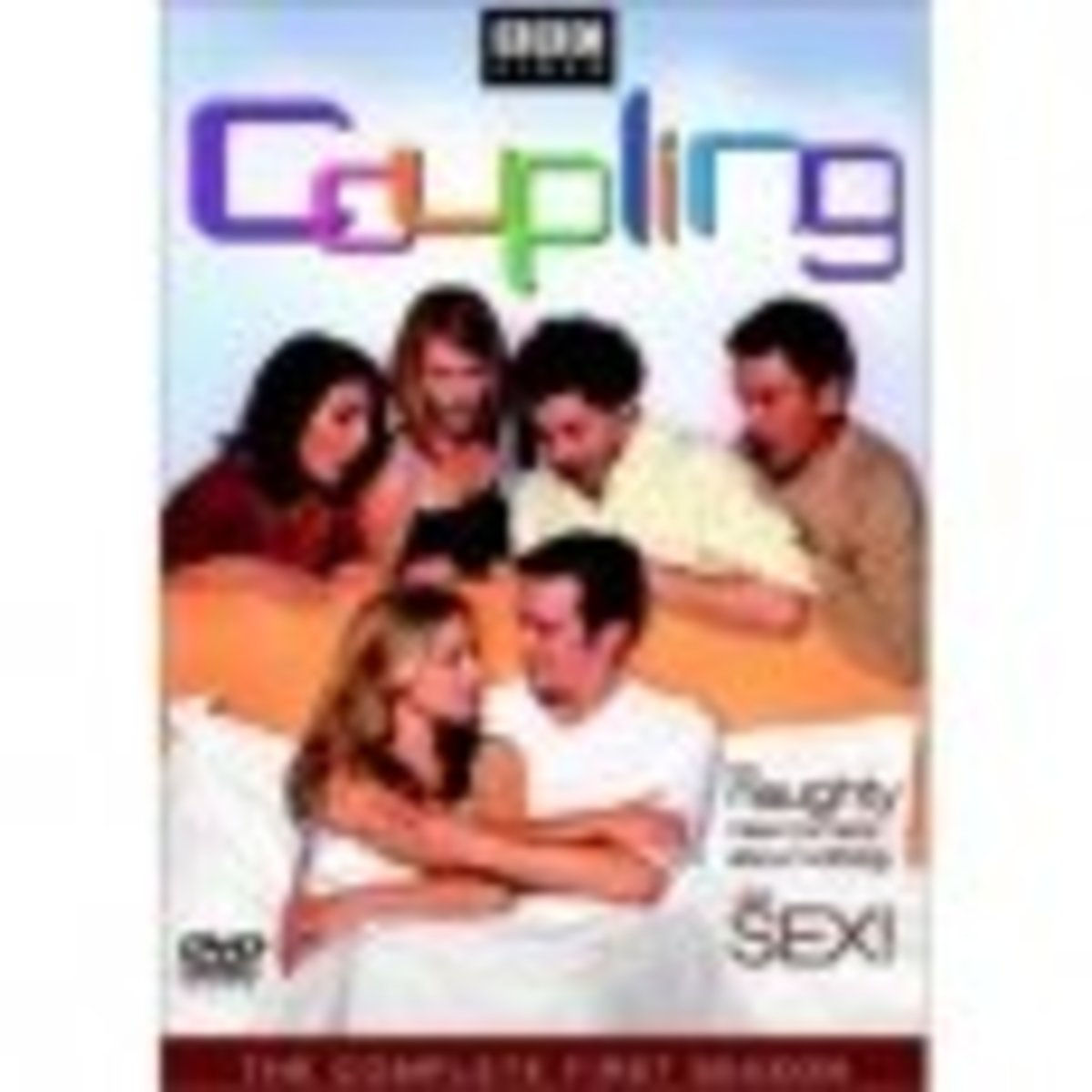 Coupling - The Hit BBC Comedy