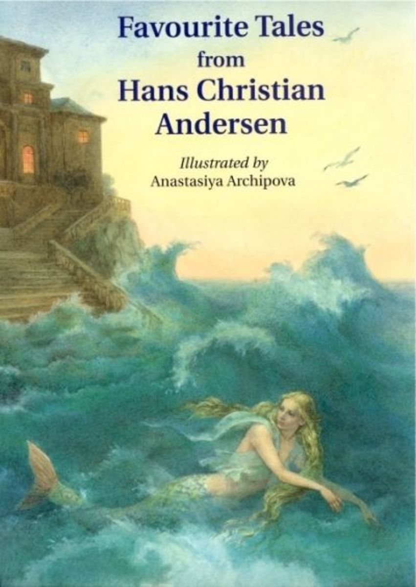 "Hans Christian Anderson ""Favorite Tales"""