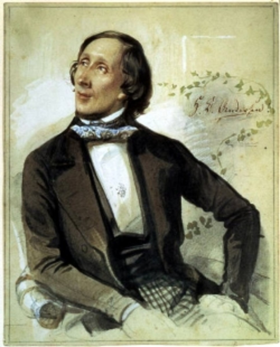 Hans Christian Anderson|Children's Fairytales