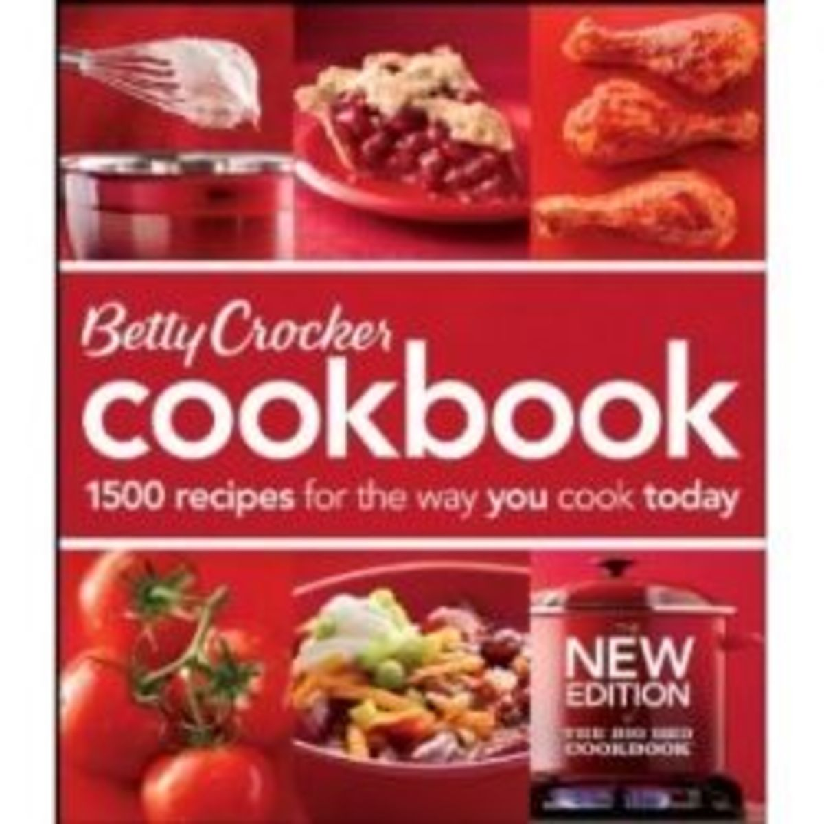 Betty Crocker Cookbook chocolate chip cookie recipe