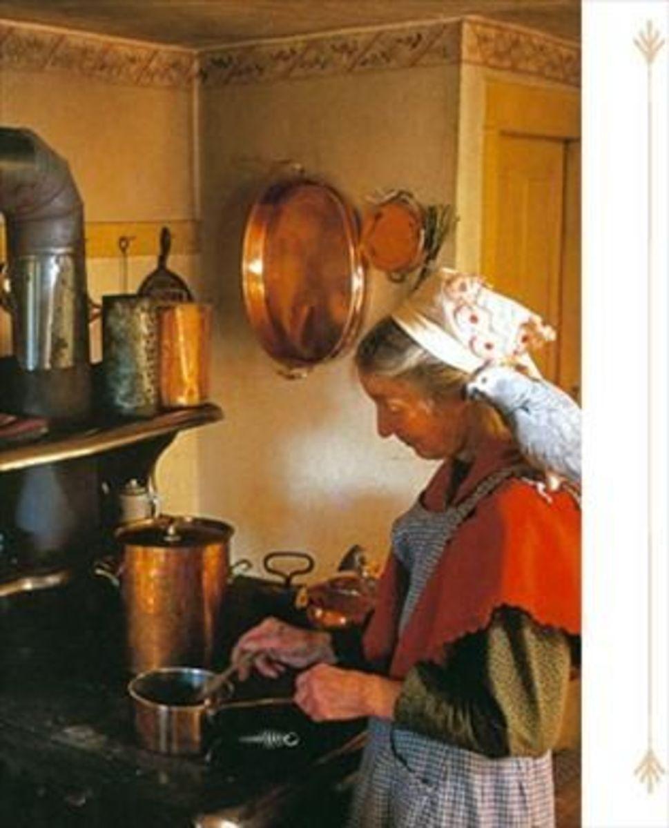 Tasha in Her Kitchen