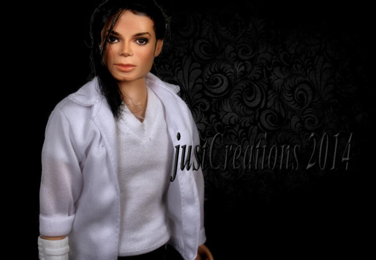 Michael Jackson by JustCreations