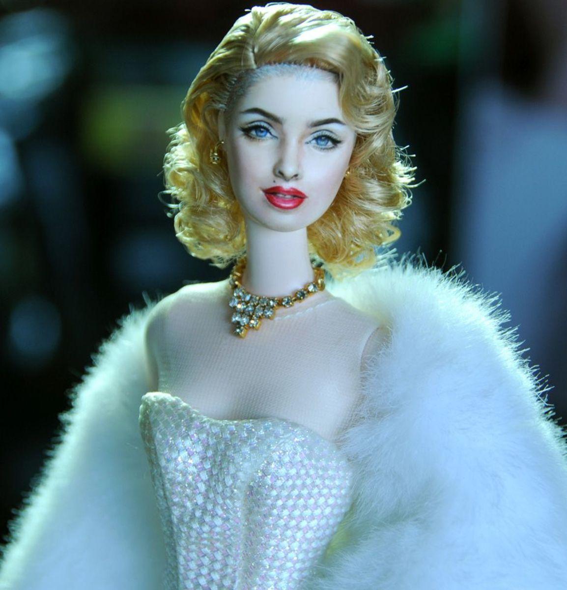 Madonna by Noel Cruz