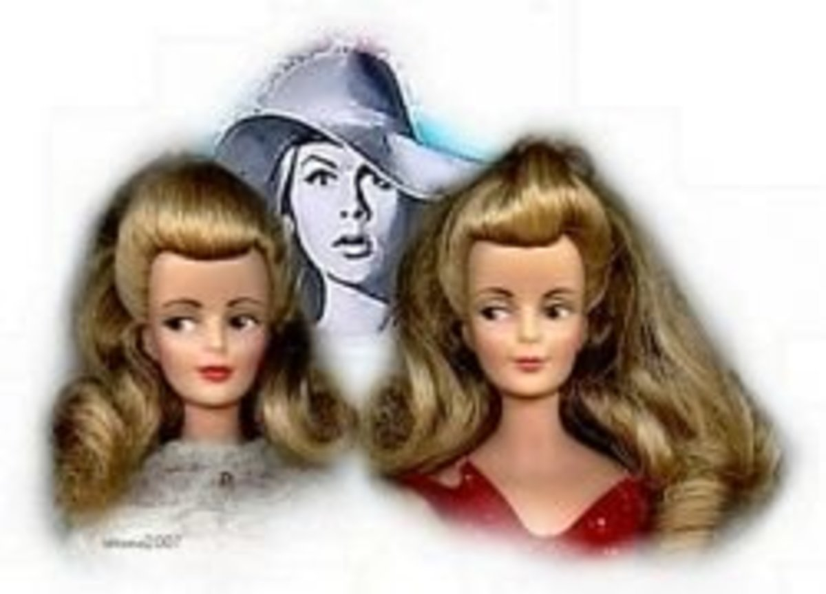 Celebrity Dolls - Bewitched