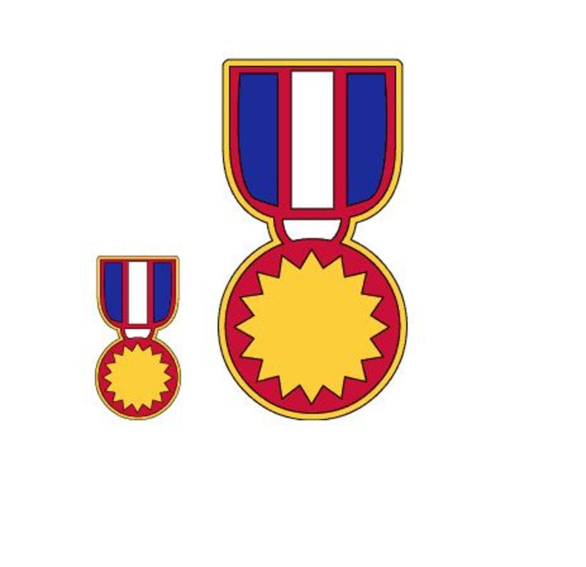 Hero Medals, Pastiche Family Portal