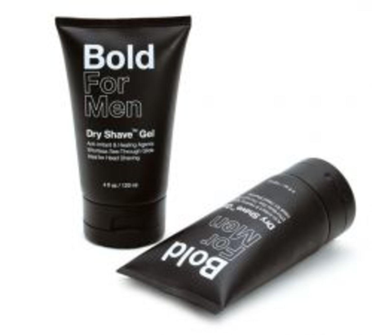 Bold for Men Dry Shave Gel