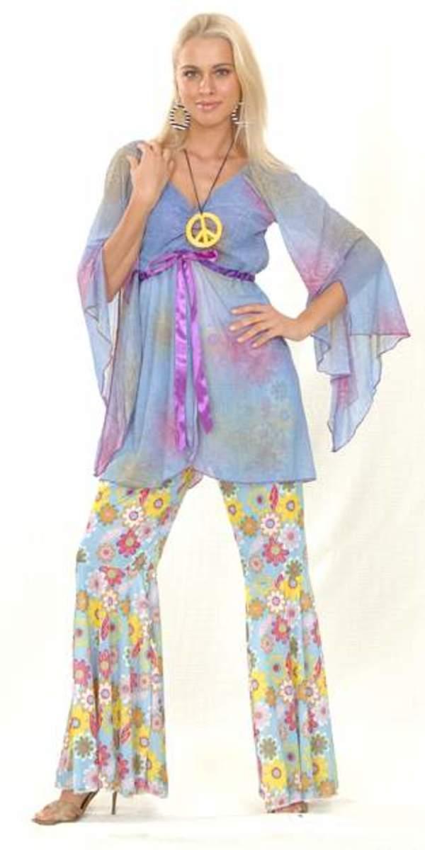 Hippy Lady