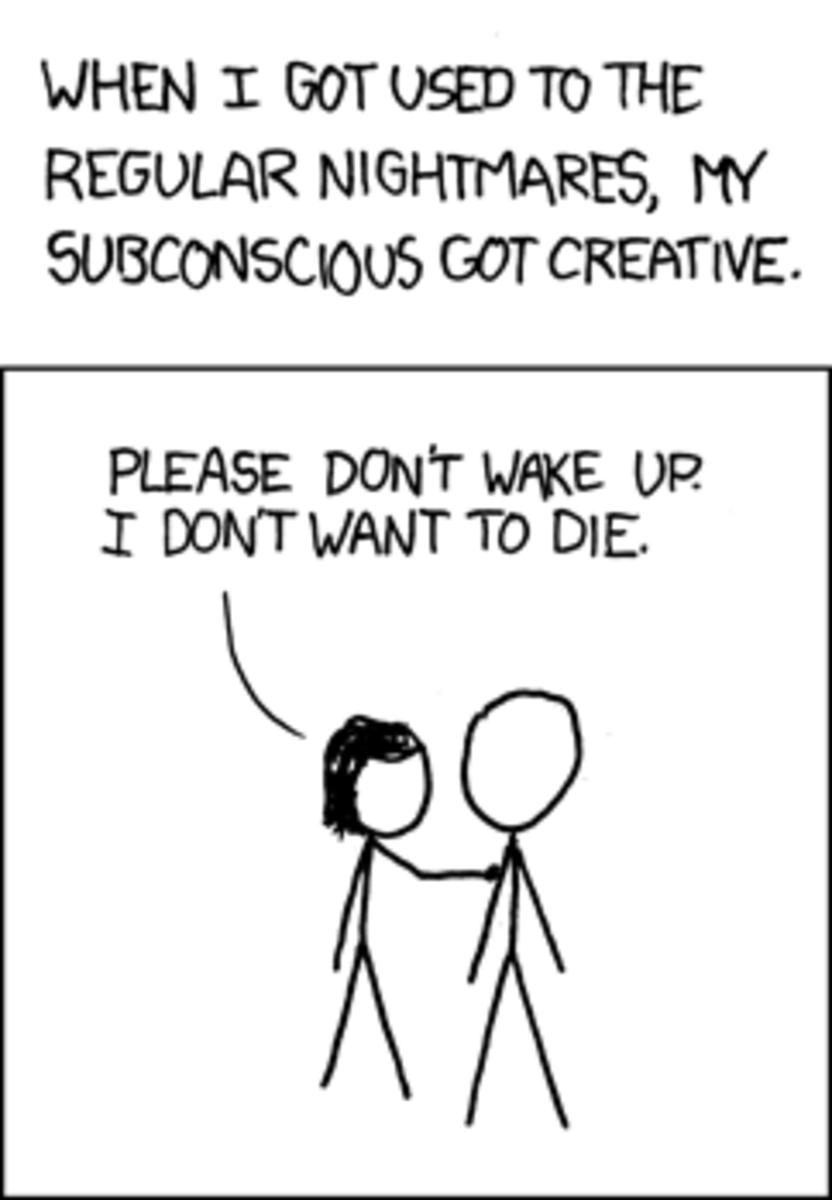 xkcd: By geeks, for geeks.